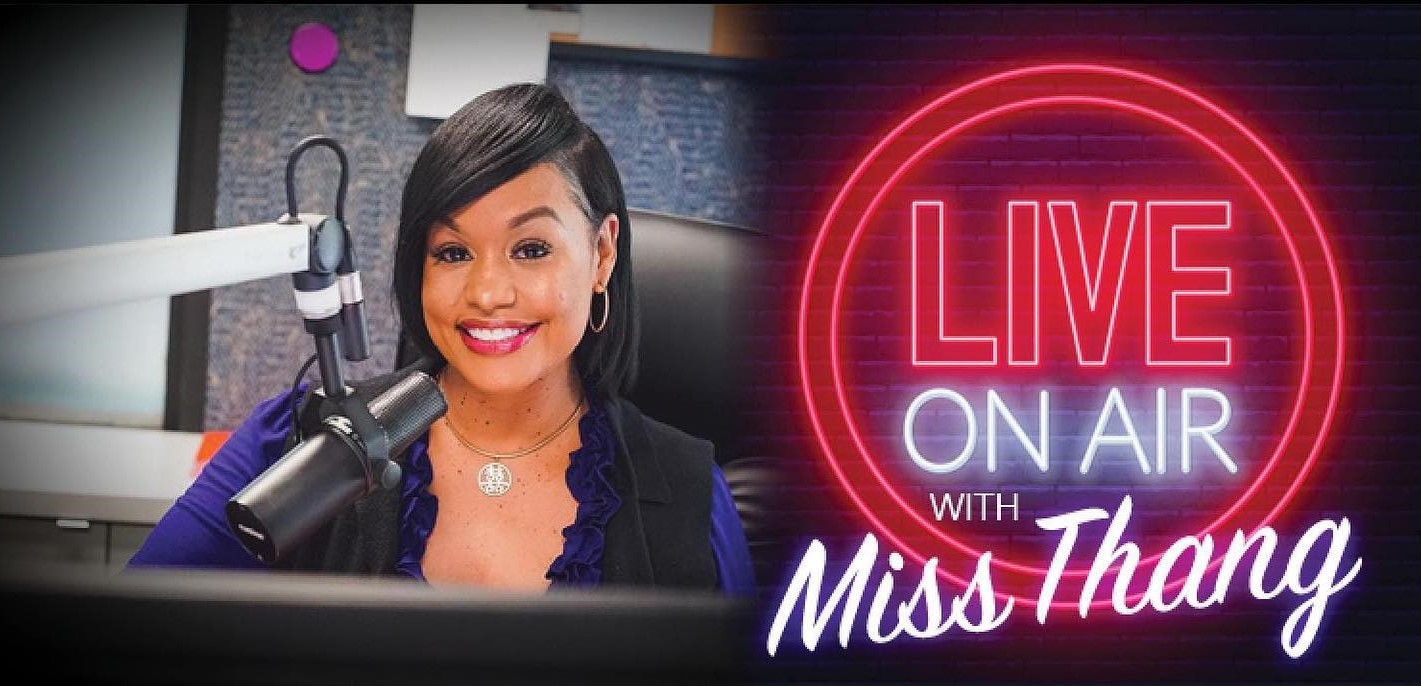Miss Thang Interview with BAST